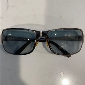 Prada sunglasses. Perfect condition. Hardly warn.